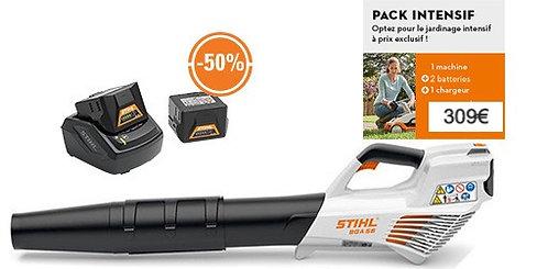STIHL BGA56/57 Pack Intensif