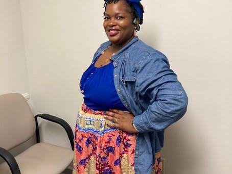 CHCE Student Spotlight: Taneeka Clinton, CPC-A