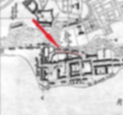 Plan Villeneuve, basse et haute ville Qc