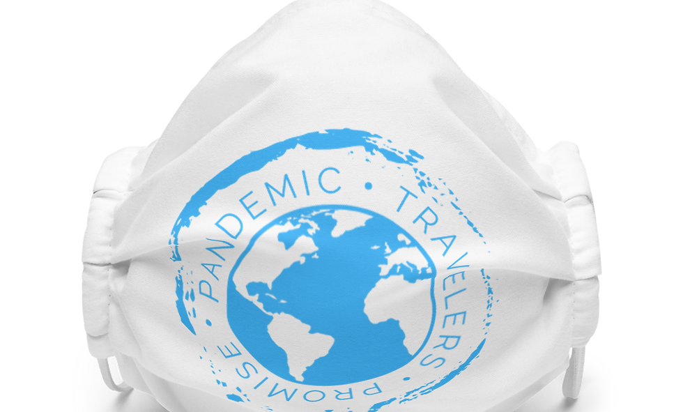 Pandemic Travelers Promise Mask
