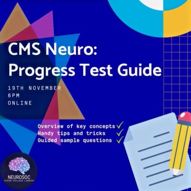 CMS Neuro: Progress Test Guide