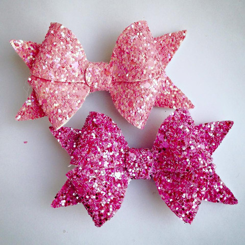 Diy bow kits templates butterfly bow kit pronofoot35fo Image collections