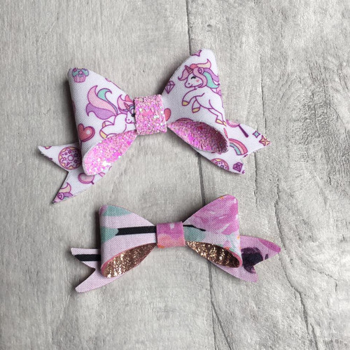 Bow Template. Paper Bow Template Gift Wrap And Decor Paper Bow