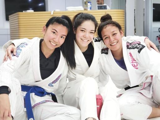 Women and Jiujitsu: 5 compelling reasons why women should start BJJ