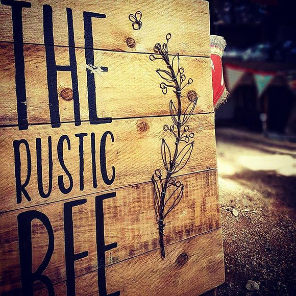 The Rustic Bee Honey