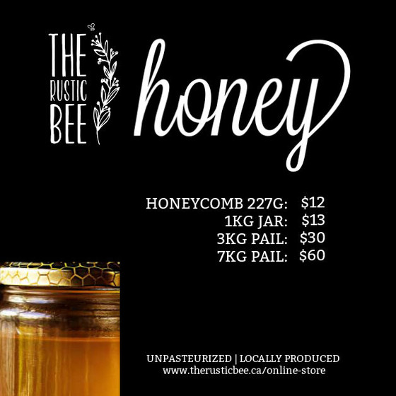 2018 Honey and Honeycomb now available!