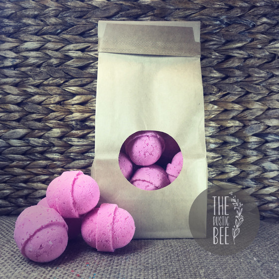 Mini Bath Bombs are in the Online-Store!