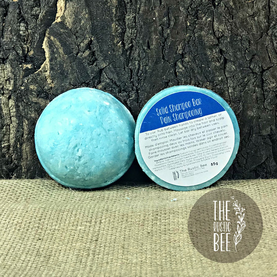 Now Available - Shampoo & Conditioner Bars