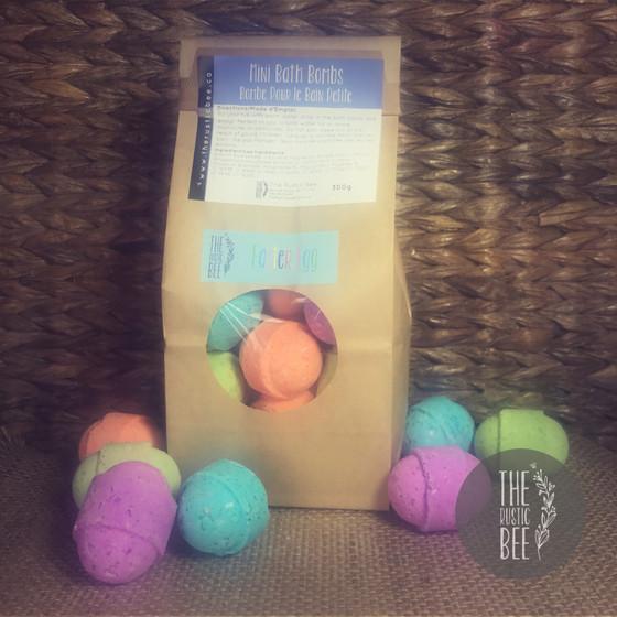 Now Available! Easter Egg Mini Bath Bombs!