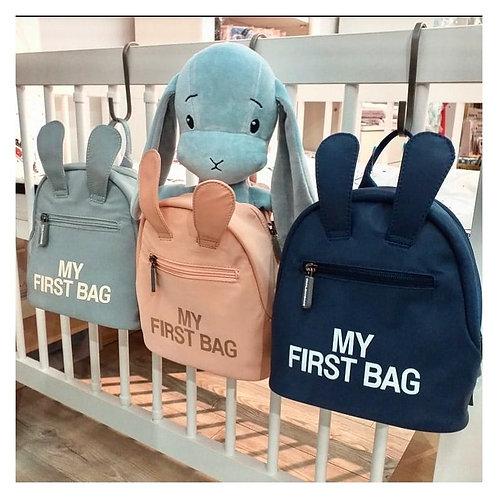 Mochila Infantil My First Bag - Diferentes Colores