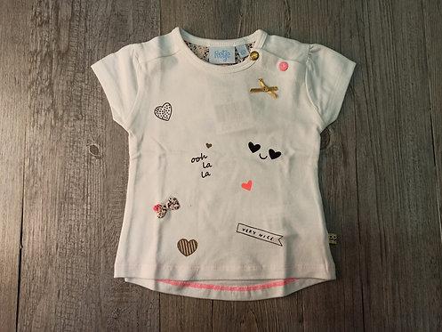 Camiseta Blanca Very Nice - FEETJE