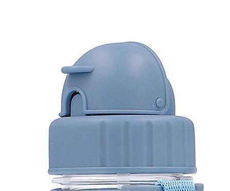 Tapa para Botella Plástico Azul Niágara