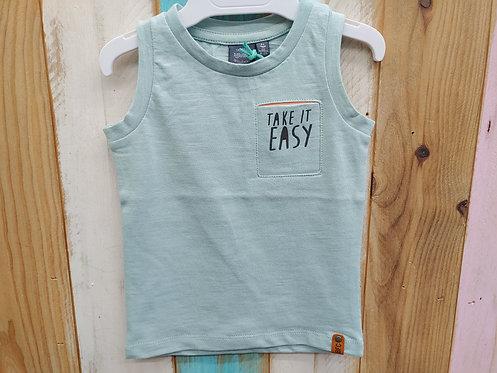 Camiseta Take It Easy - BABY FACE