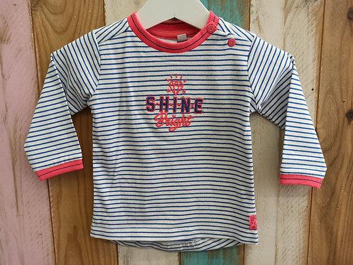 Camiseta Rayas Shine Bright - 6 meses - FEETJE