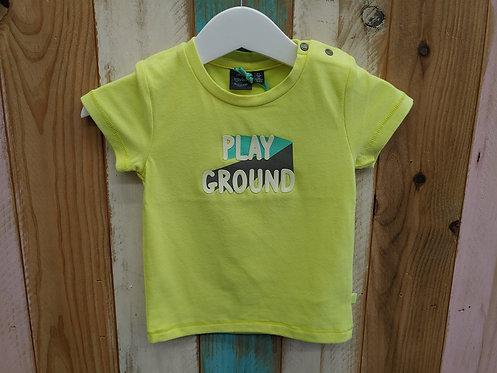Camiseta Play Ground - BABY FACE
