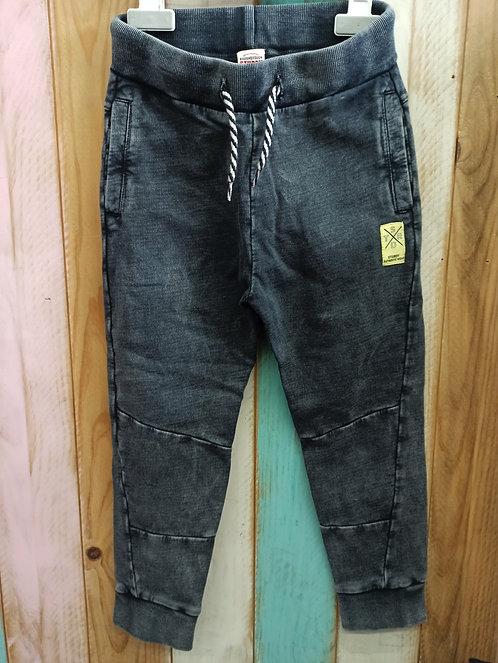 Pantalón Negro desgastado Chandal - 4  años - STURDY