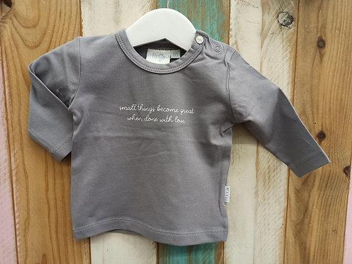 Camiseta Small Things Become ... - FEETJE