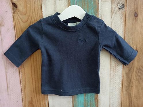 Camiseta Azul Marino Básica - FEETJE