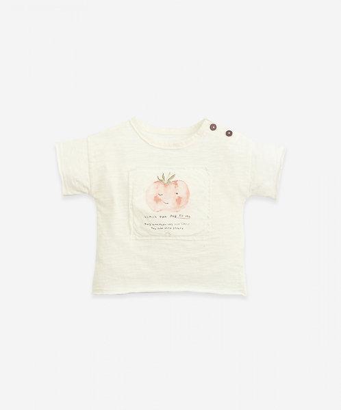 Camiseta anti-UV con cierre en el hombro   Botany - PLAY UP