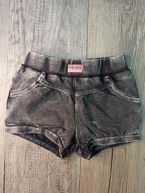 Pantalón Negro Desgastado - FEETJE