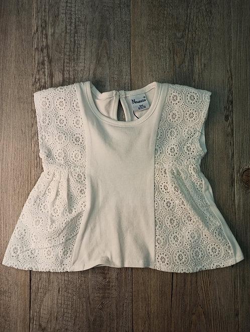 Blusa Blanca - NS BABY