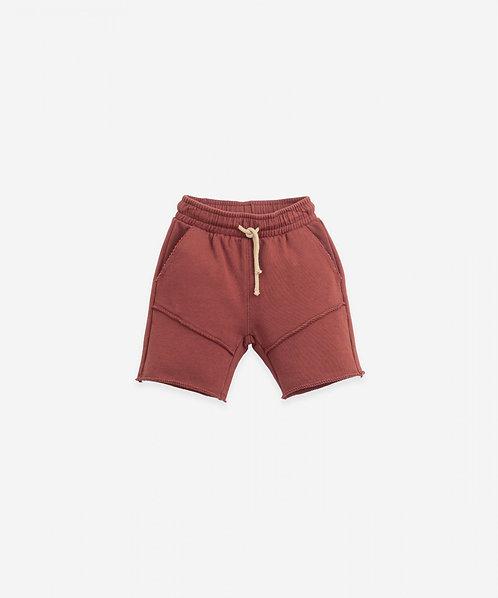 Pantalón corto con bolsillos | Botany - PLAY UP