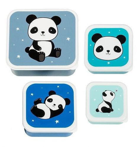 Set 4 Cajas Panda
