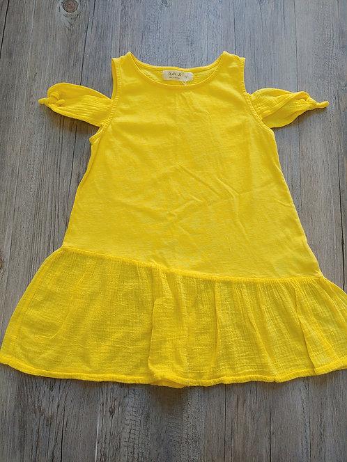 Vestido Amarillo - PLAY UP