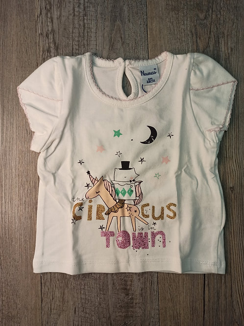 Camiseta Circus Town - NS BABY