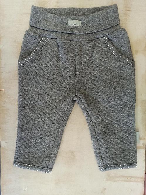 Pantalón Gris Newborn - 1 mes - FEETJE