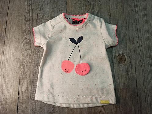 Camiseta Cerezas - BABY FACE