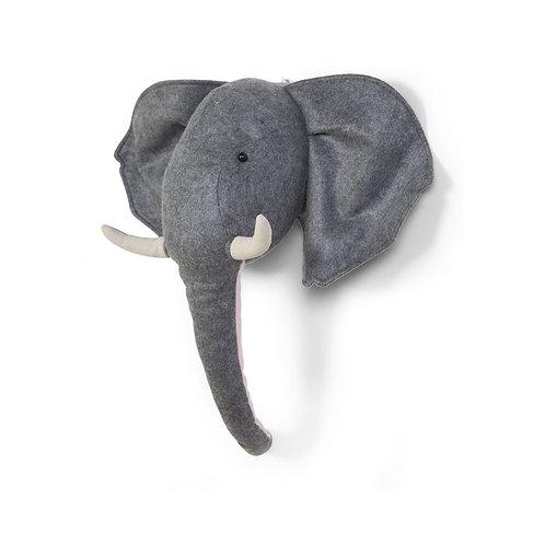 Cabezas de Animales de Fieltro Decorativas - Diferentes Modelos