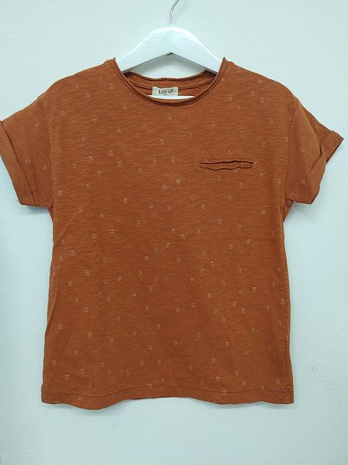 Camiseta Teja Bolsillo - PLAY UP