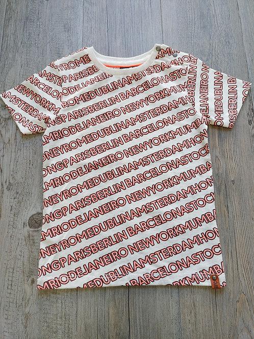 Camiseta Ciudades - BABY FACE