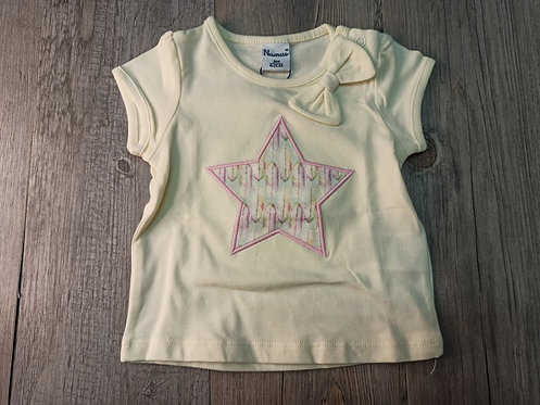 Camiseta Amarilla Estrella - NS BABY