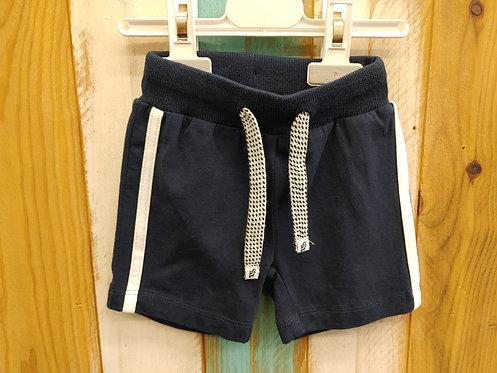 Pantalón Azul Marino Raya Blanca - FEETJE