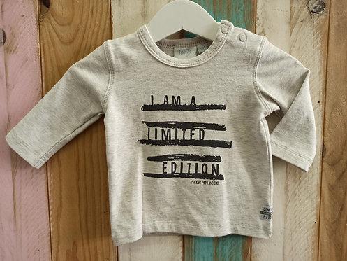 Camiseta I Am A Limited Edition - 1 mes - FEETJE
