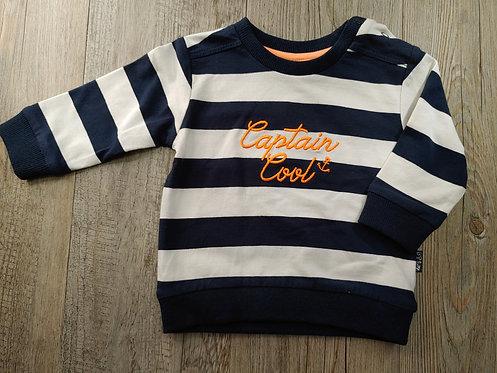 Camiseta Rayas Captain Cool - 3 meses - FEETJE