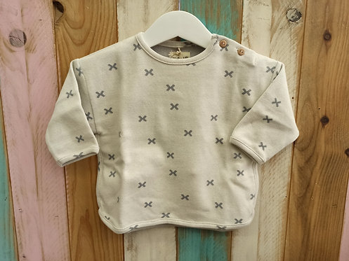 Jersey Beige Cruces - PLAY UP