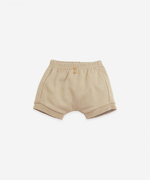Pantalón corto con bolsillo del revés   Botany - PLAY UP