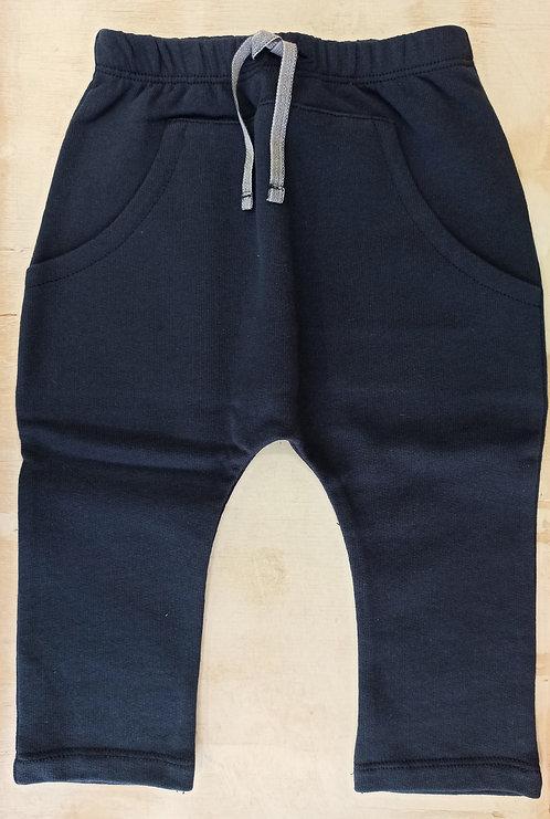 Pantalón Azul Marino Con Cordón - PLAY UP
