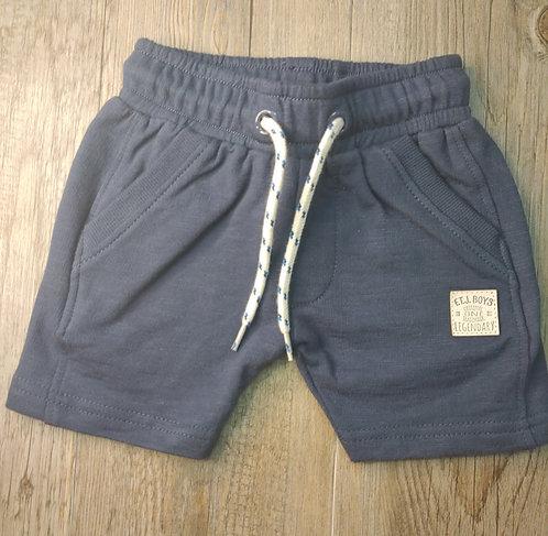 Pantalón Corto Azul Marino Cordón Blanco/Azul - FEETJE
