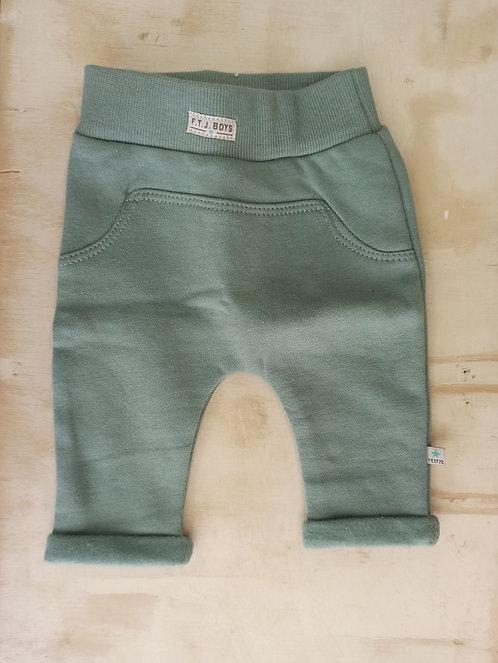 Pantalón Verde F.T.J. Boys - FEETJE