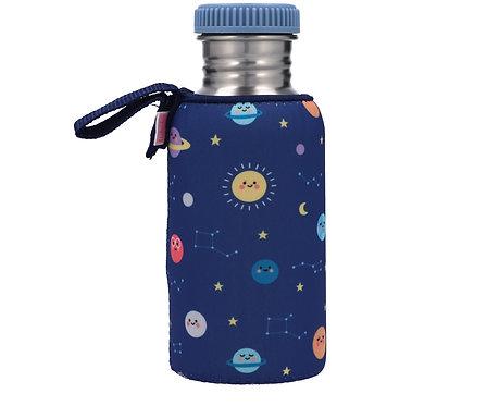 Botella Acero con Funda Espacio Personalizable 500ml