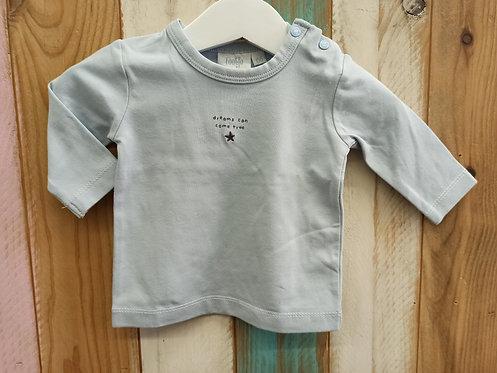 Camiseta Dreams Can Come True - 1 mes - FEETJE