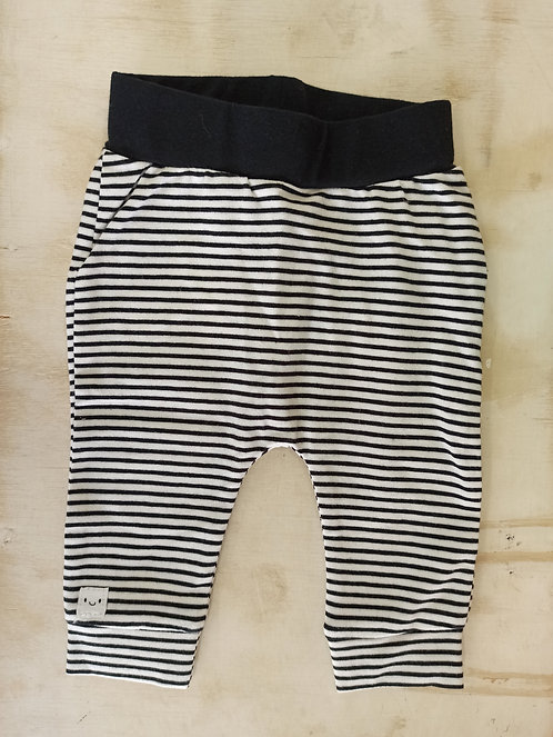 Pantalón Rayas Cintura Negra :) - 1 mes - FEETJE