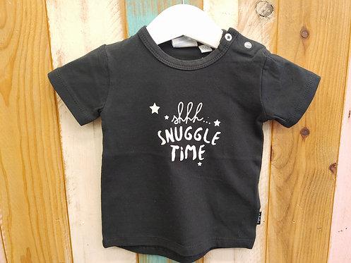 Camiseta Shhh Snuggle Time - FEETJE