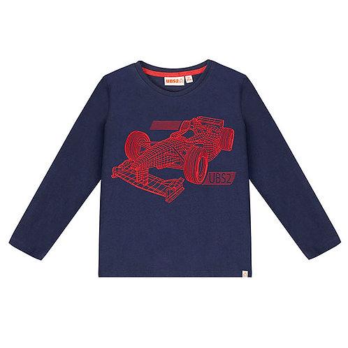 Camiseta Azul Marino Formula 1 - USB2