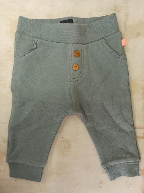 Pantalón Verde Botones - BABY FACE