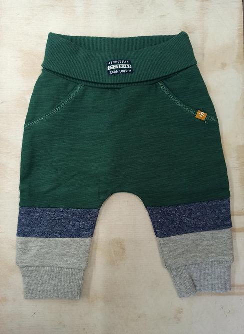Pantalón Verde Tricolor Seriously Good Lookin' - FEETJE